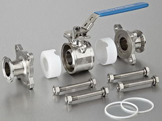 How to Choose Sanitary Semi-Seal 3pc Ball Valve & Hygienic Encapsulated Seal 3PC Ball Valve