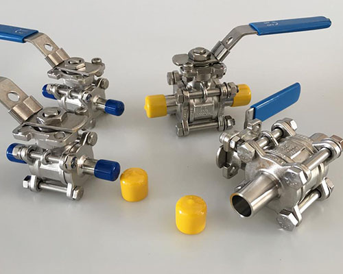 What is Sanitary Ball Valve?